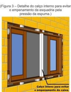 Manual de instalação de esquadrias de madeira - Portalmad Portas e Janelas