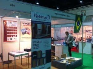 Feira Dubai Portas de Madeira - Esquadrias