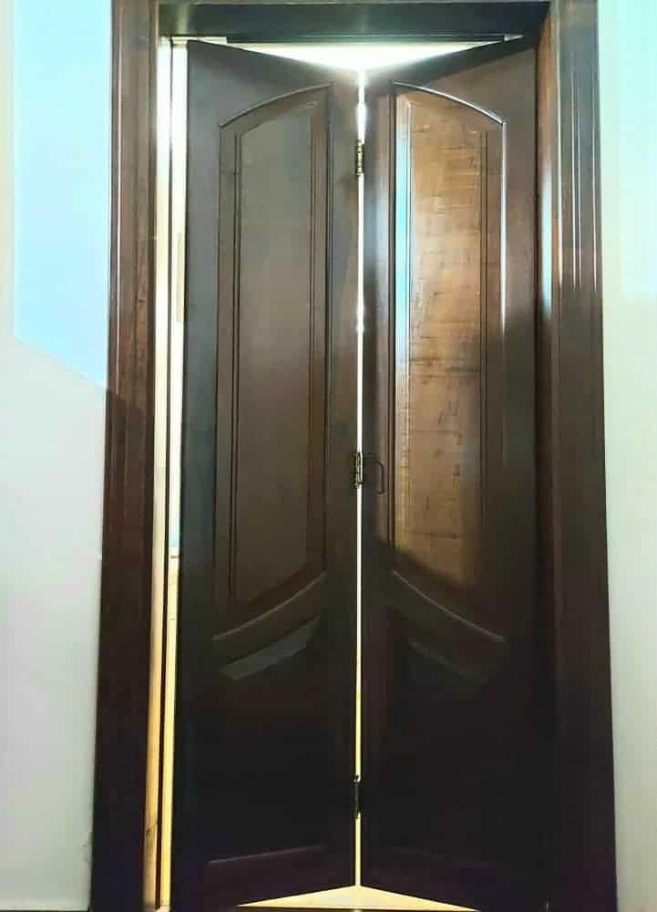 Porta Camarão de Madeira