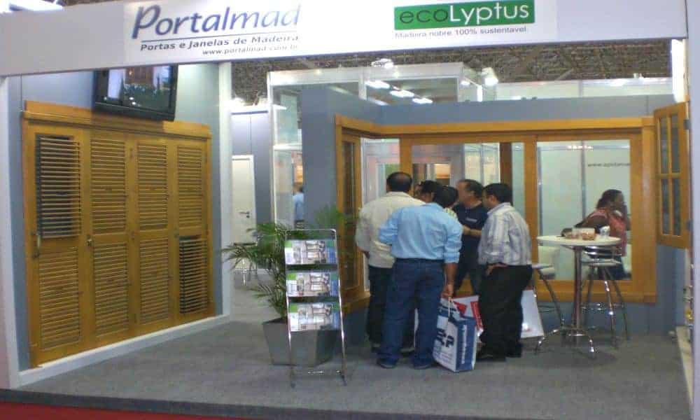 Fábrica de esquadrias de madeira - Madeira de Manejo Sustentável - Portas e Janelas Sustentáveis