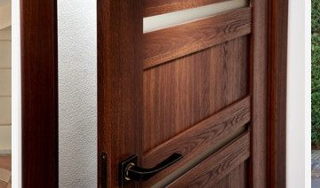 Portas de madeira maciças e sólidas - Internas - Externas - Dicas